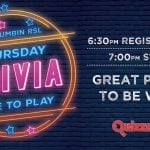 Thursday FREE Trivia at Currumbin RSL